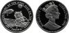 25-я годовщина первой высадки на Луну