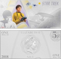 Star Trek Original Series: Pavel Chekov