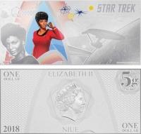 Star Trek Original Series: Nyota Uhura